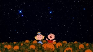 GREAT PUMPKIN CHARLIE BROWN 1