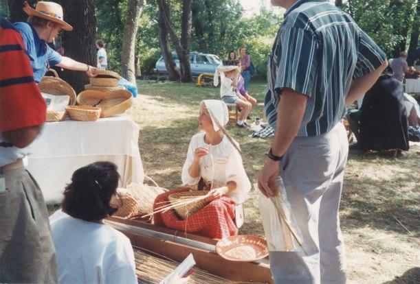 Marie in 1992